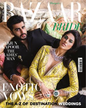 Harpers Bazaar Bride- April 2017