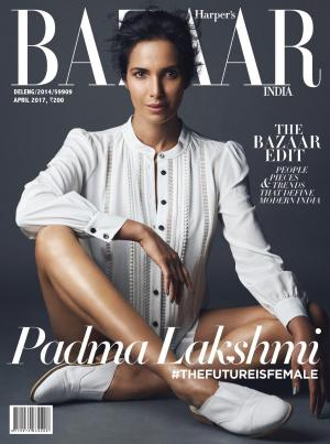 Harpers Bazaar India- April 2017