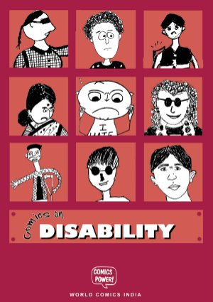 Comics on Disability - Read on ipad, iphone, smart phone and tablets.