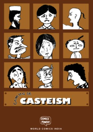 Comics on Casteism  - Read on ipad, iphone, smart phone and tablets