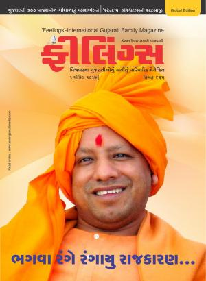 Feelings Gujarati Magazine - 1st April 2017