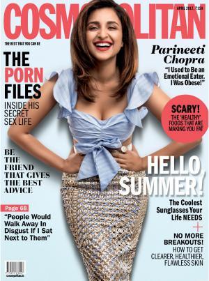 Cosmopolitan - April 2017