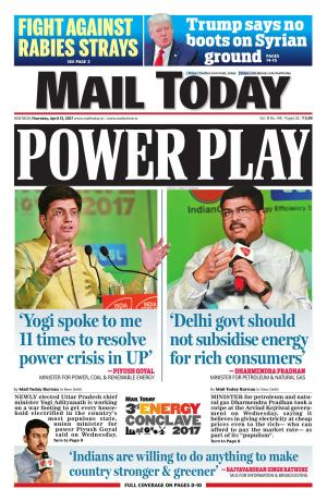 Mail Today Issue April 13, 2017
