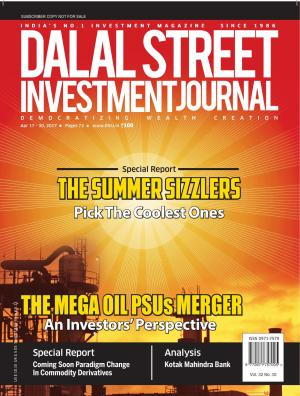Dalal Street Investment Journal Vol 32 Issue no 10,17 April 2017