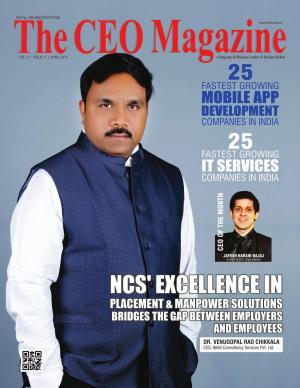 The CEO Magazine, Mobile App Development & IT Services April 2017
