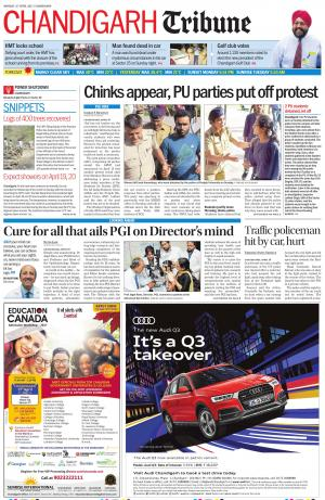 Chandigarh Tribune