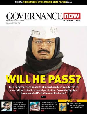 Governancenow Volume 8 Issue 6