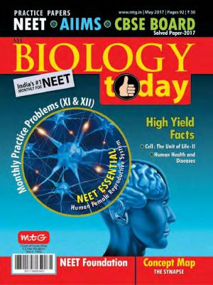 Biology Today - May 2017 - Read on ipad, iphone, smart phone and tablets.