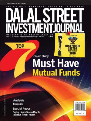 Dalal Street Investment Journal Vol 32 Issue no 11,1 May 2017