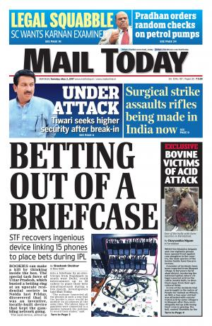 Mail Today Issue May 2, 2017
