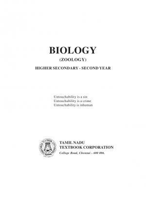 +12 BIOLOGY TAMIL NADU BOOK