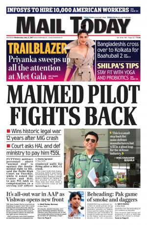 Mail Today Issue May 3, 2017