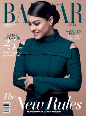 Harpers Bazaar India- May 2017