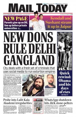 Mail Today Issue May 5, 2017