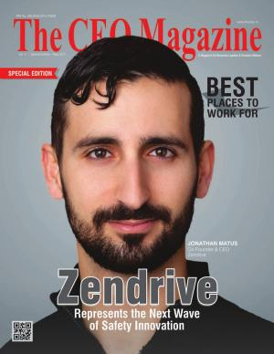 The CEO Magazine - Best Place to work for 2017