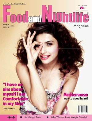 Food and Nightlife Magazine June 2013