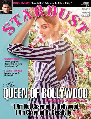 STARDUST MAY 2017 +STARDUST & STYLE SEC. (Sonu Sood)
