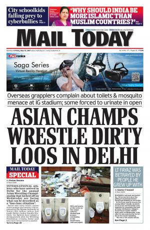 Mail Today Issue May 12, 2017