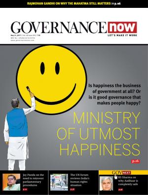Governancenow Volume 8 Issue 8