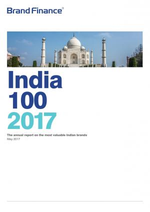 The annual report on the most valuable Indian brands