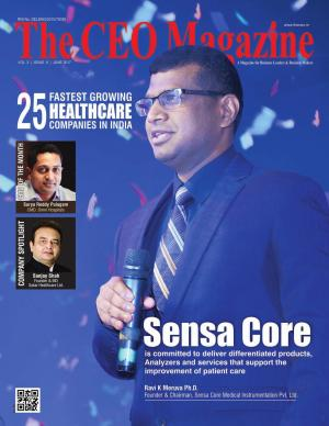 The CEO Magazine Healthcare Issue June 2017