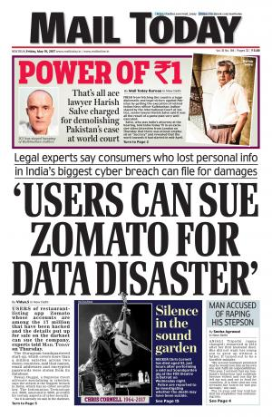Mail Today Issue May 19, 2017