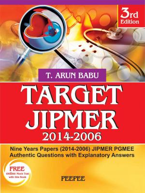 TARGET JIPMER 2014-2006