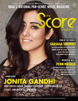 The Score Magazine May 2017 Issue!