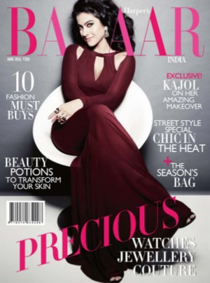 Harper's Bazaar-June 2013 - Read on ipad, iphone, smart phone and tablets.