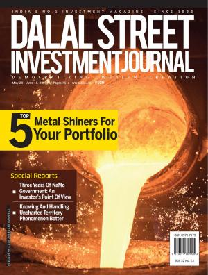 Dalal Street Investment Journal, Volume 32 Issue no 13, May 29, 2017