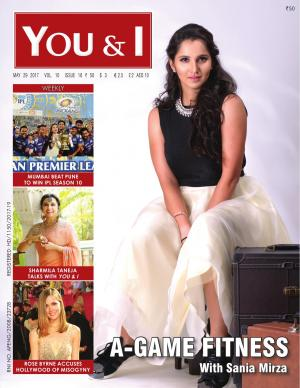 May 29, 2017- Issue-18 Sania Mirza