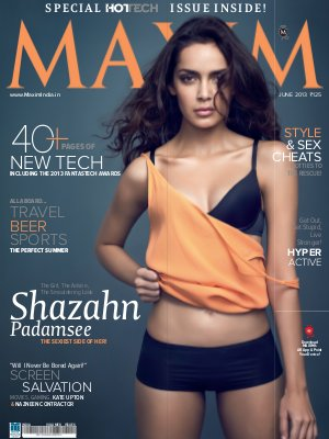 Maxim-June-2013 - Read on ipad, iphone, smart phone and tablets.