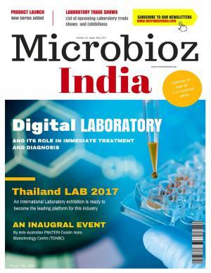 Microbioz India,May 2017