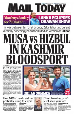Mail Today issue June 09, 2017