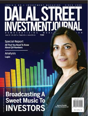 Dalal Street Investment Journal, Volume 32 Issue no 14, June 12, 2017
