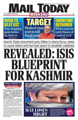 Mail Today Issue June 10, 2017