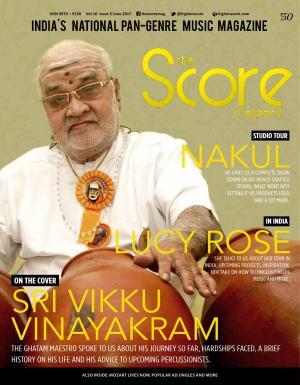 The Score Magazine June issue 2017