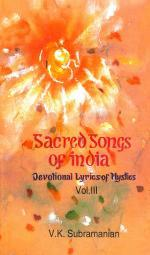 Sacred songs of India Vol. III