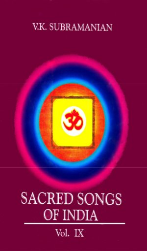 Sacred Songs of India Vol. IX - Read on ipad, iphone, smart phone and tablets