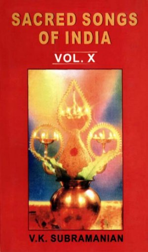 Sacred Songs of India Vol. X - Read on ipad, iphone, smart phone and tablets.