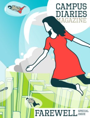 Campus Diaries The Magazine - Read on ipad, iphone, smart phone and tablets.