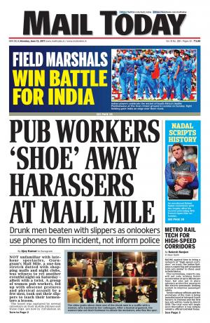 Mail Today Issue June 12, 2017