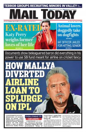 Mail Today Issue June 13, 2017