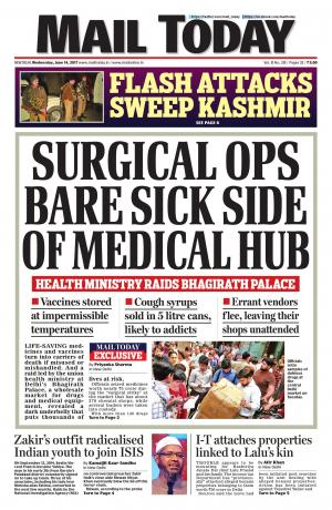 Mail Today Issue June 14, 2017