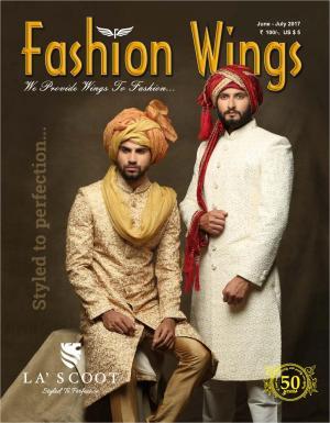 Fashion Wings June 2017