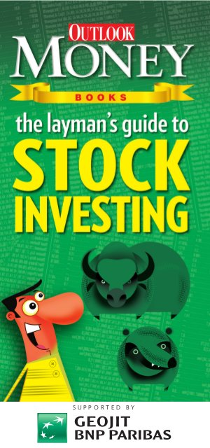 The Layman's Guide To Stock Investing - Read on ipad, iphone, smart phone and tablets