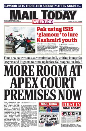 Mail Today Issue June 17, 2017