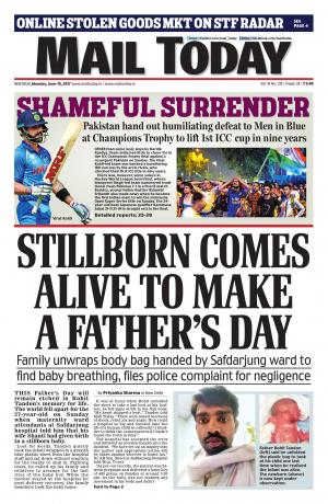 Mail Today Issue June 19, 2017