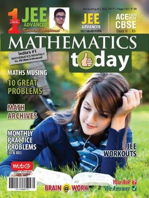 Mathematics Today- July 2017