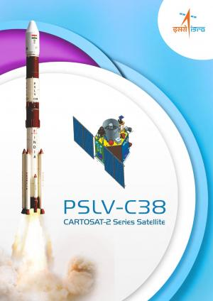 PSLV-C38 Cartosat-2 Series Satellite